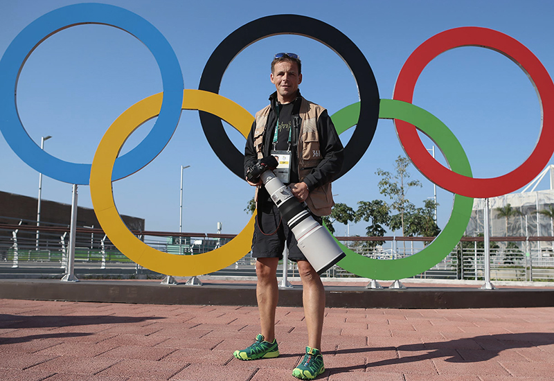 Harald Steiner Fotograf in Rio de Janeiro